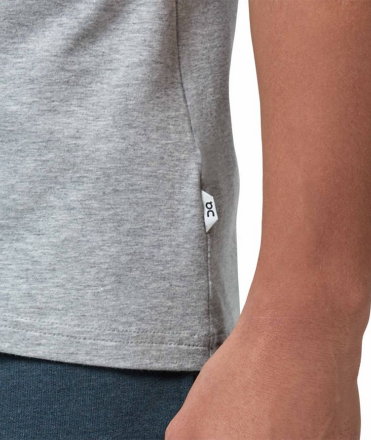On-T Stretch-Cotton Performance T-Shirt image 3