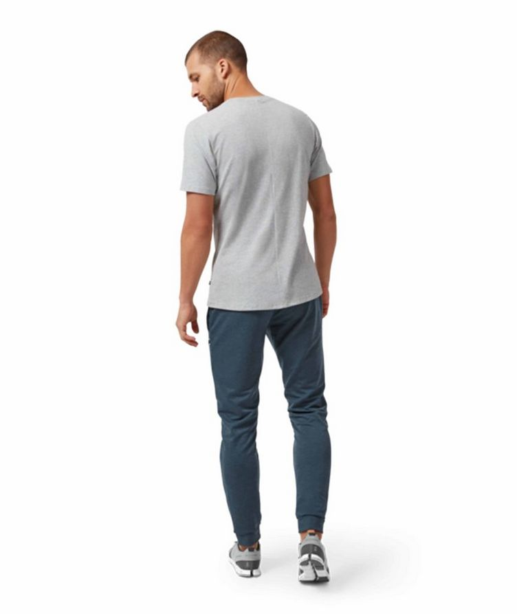 On-T Stretch-Cotton Performance T-Shirt image 6