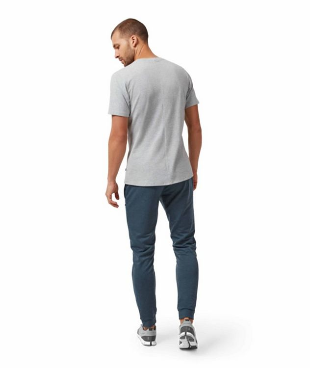 On-T Stretch-Cotton Performance T-Shirt picture 7