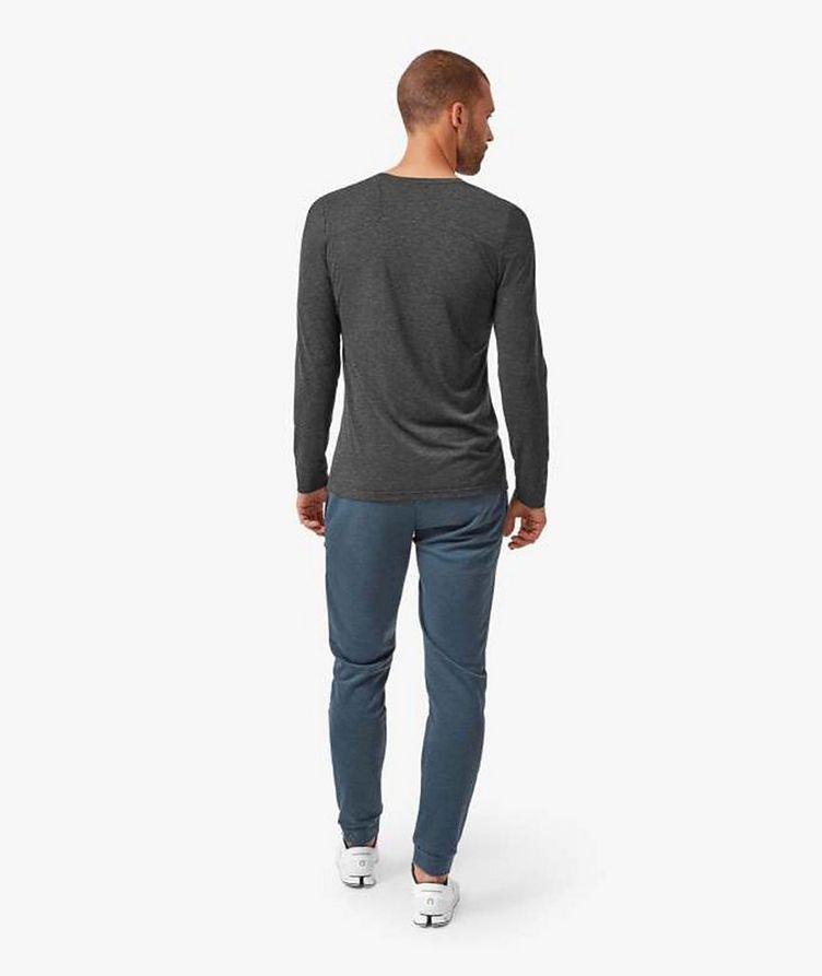T-shirt en tissu performance à manches longues image 2