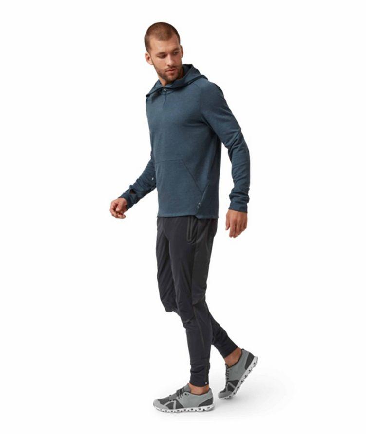 Pantalon de course en tissu performance image 1