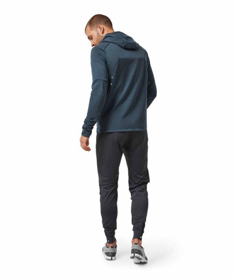 Pantalon de course en tissu performance image 2