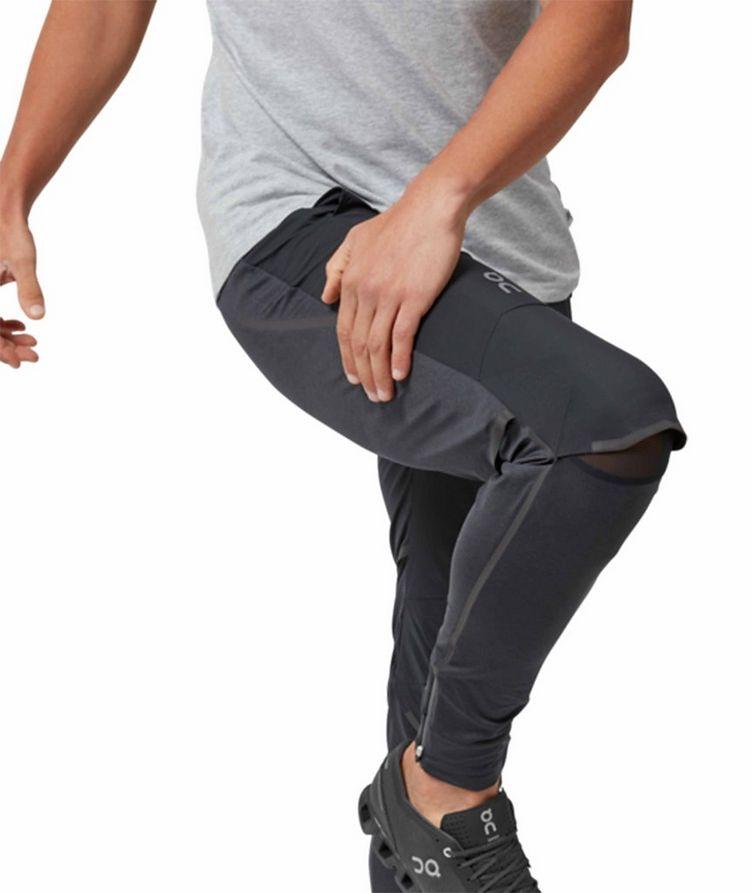 Pantalon de course en tissu performance image 5