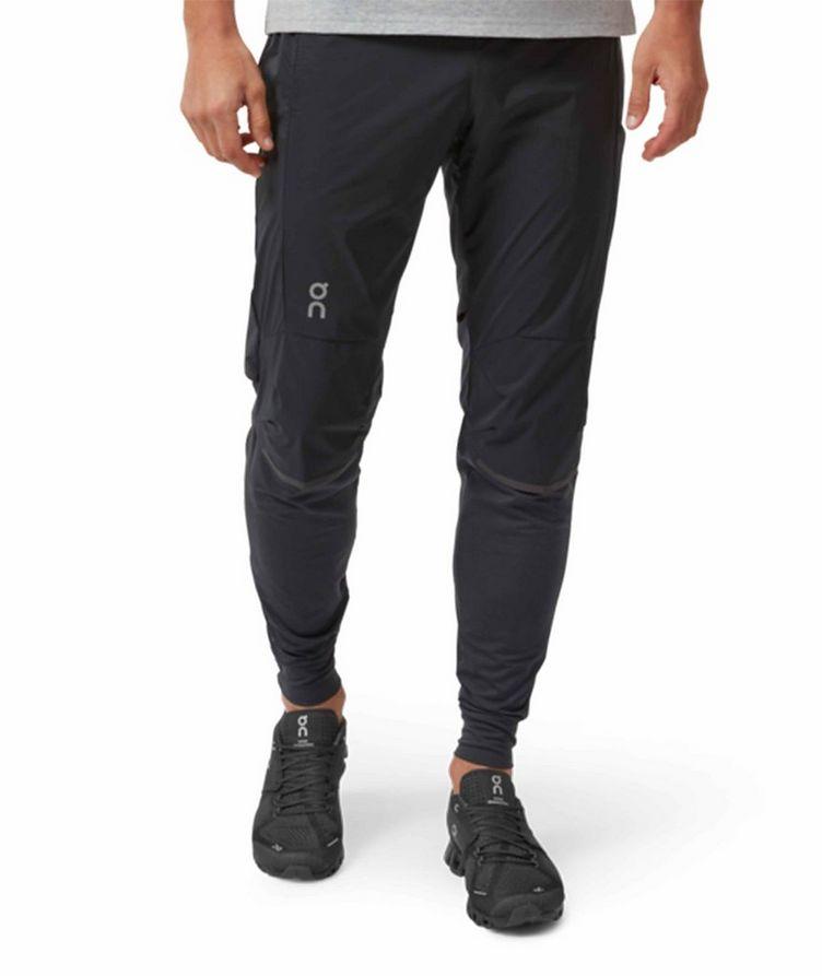 Pantalon de course en tissu performance image 0
