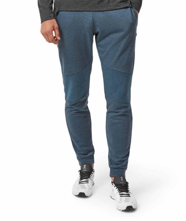 Stretch-Blend Sweatpants image 1