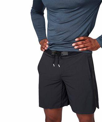 On Hybrid Performance Shorts