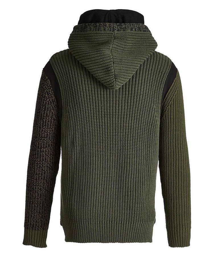 Kangourou K-Carey en tricot torsadé image 1