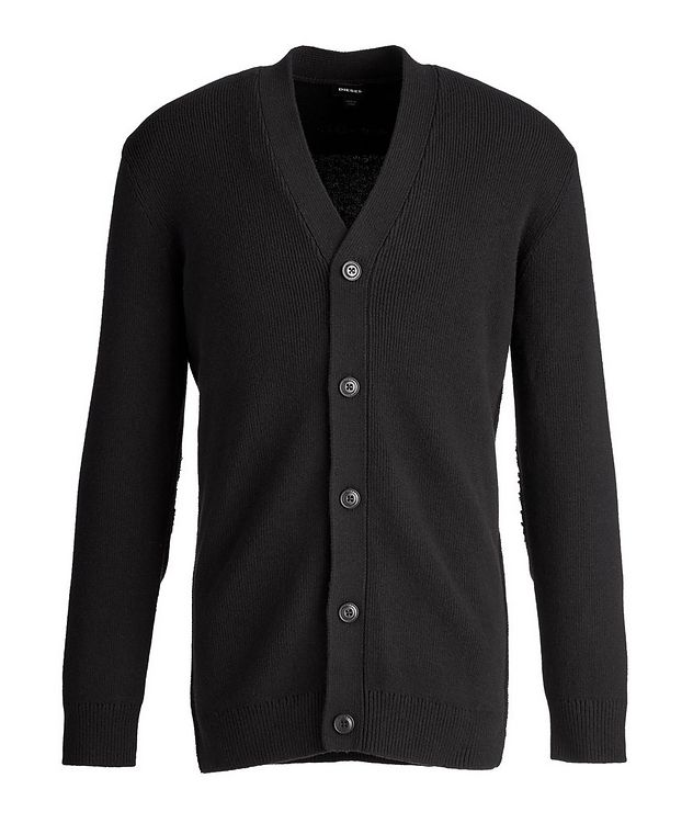 K-Alex Wool-Cotton Cardigan picture 1
