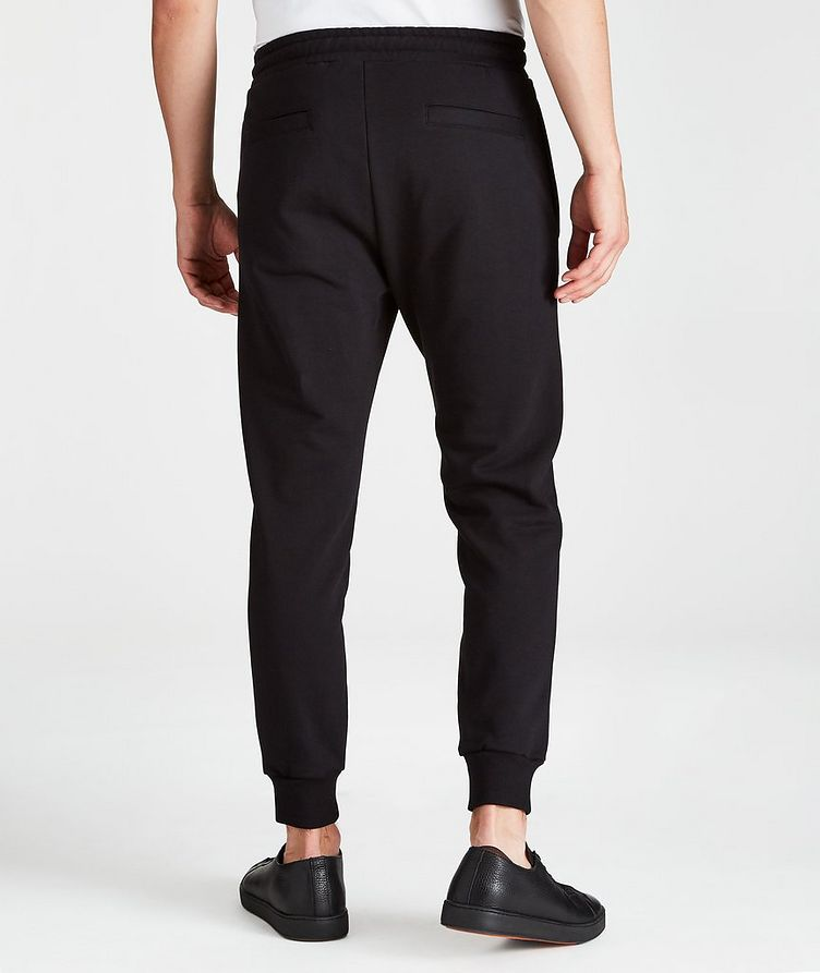 P-Tary Tapered Logo Cotton Joggers image 1