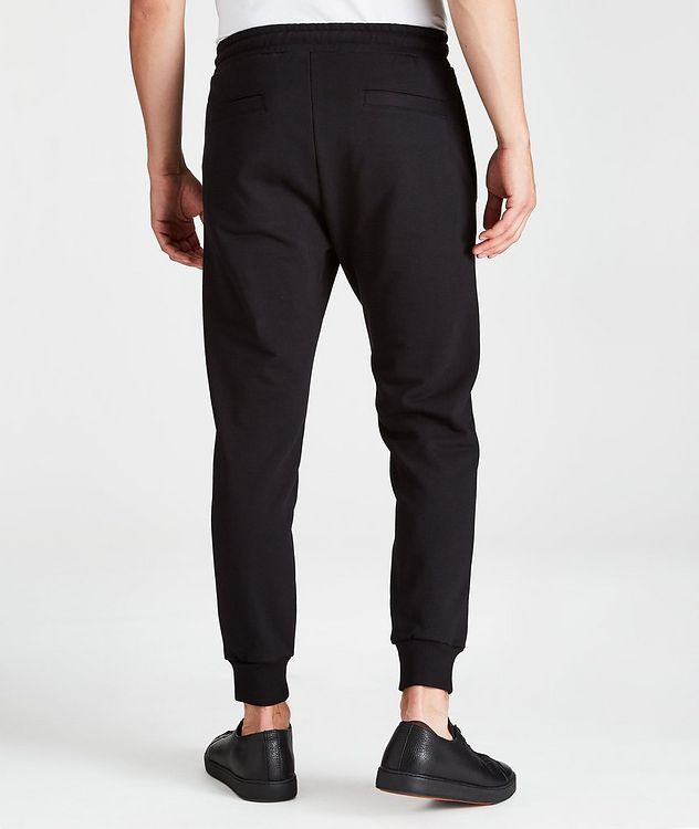 P-Tary Tapered Logo Cotton Joggers picture 2