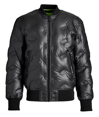 Diesel W-On-Thermo Down Bomber Jacket
