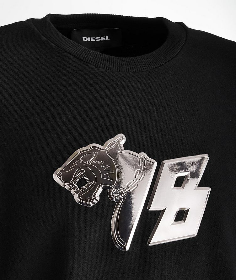 Cerberus Stretch-Cotton Sweatshirt image 2