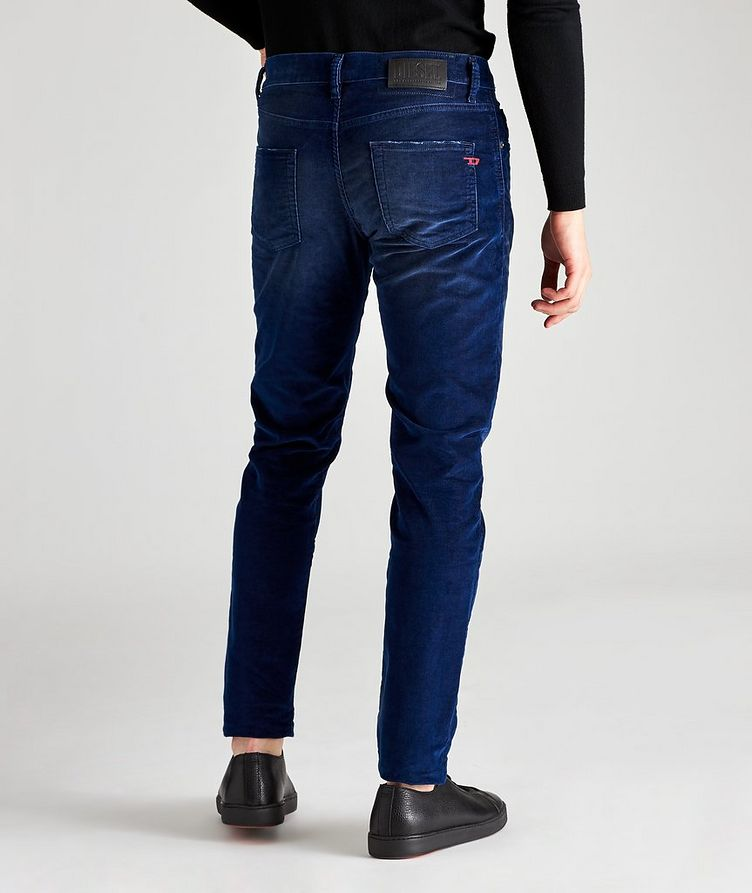 D-Strukt Slim Fit Corduroy Stretch Pants image 1