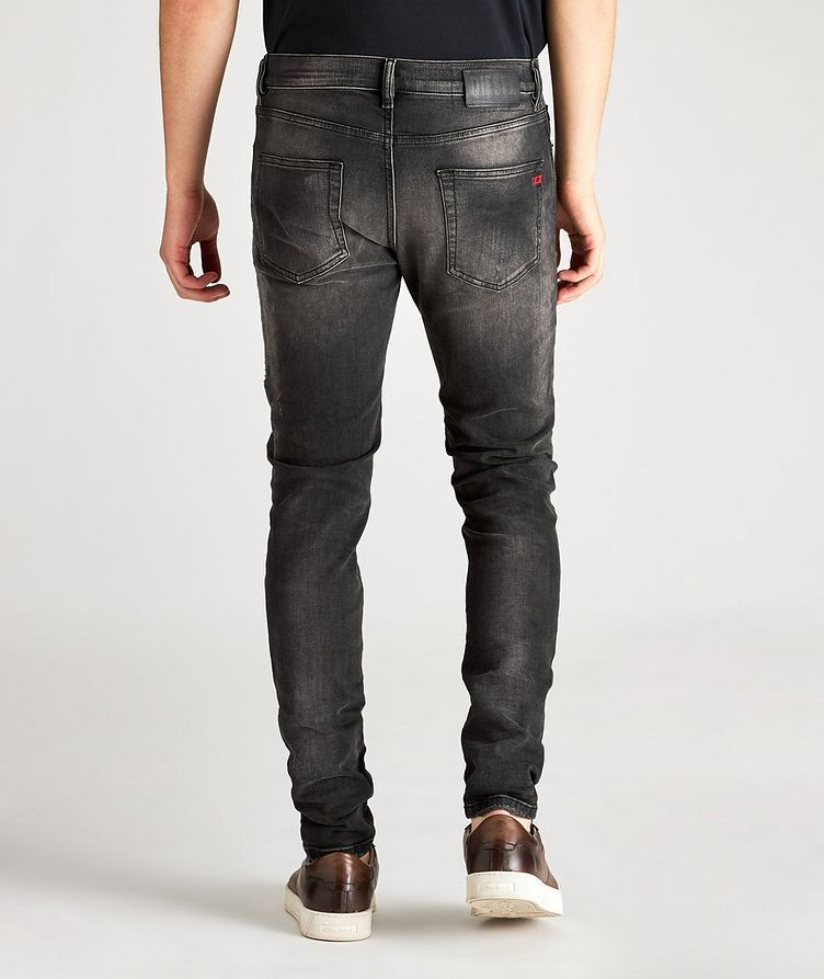 D-Strukt Slim Fit Distressed Stretch Jeans image 1