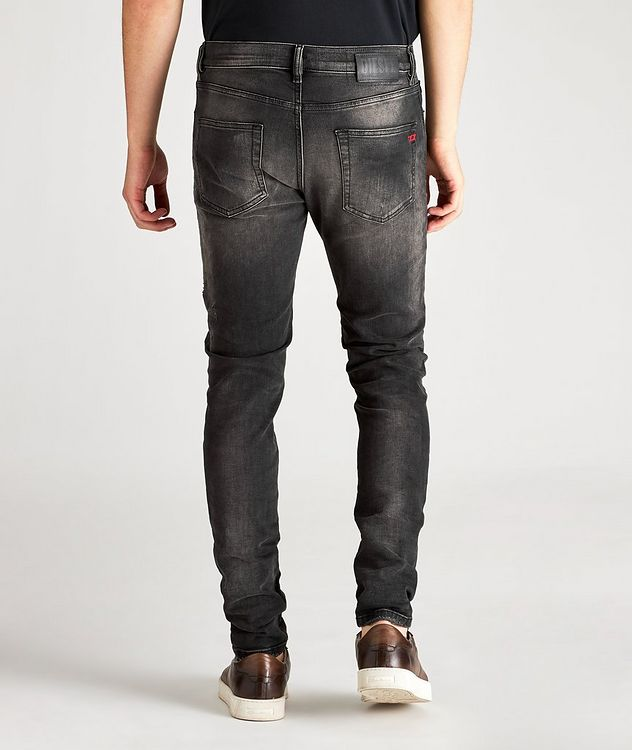 D-Strukt Slim Fit Distressed Stretch Jeans picture 2