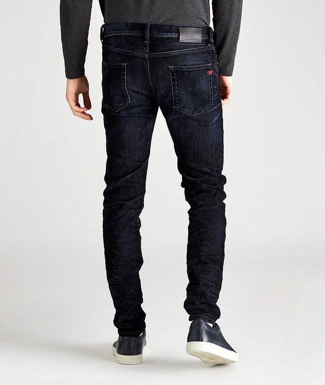 D-Strukt Slim Fit Velvet Stretch Jeans picture 2
