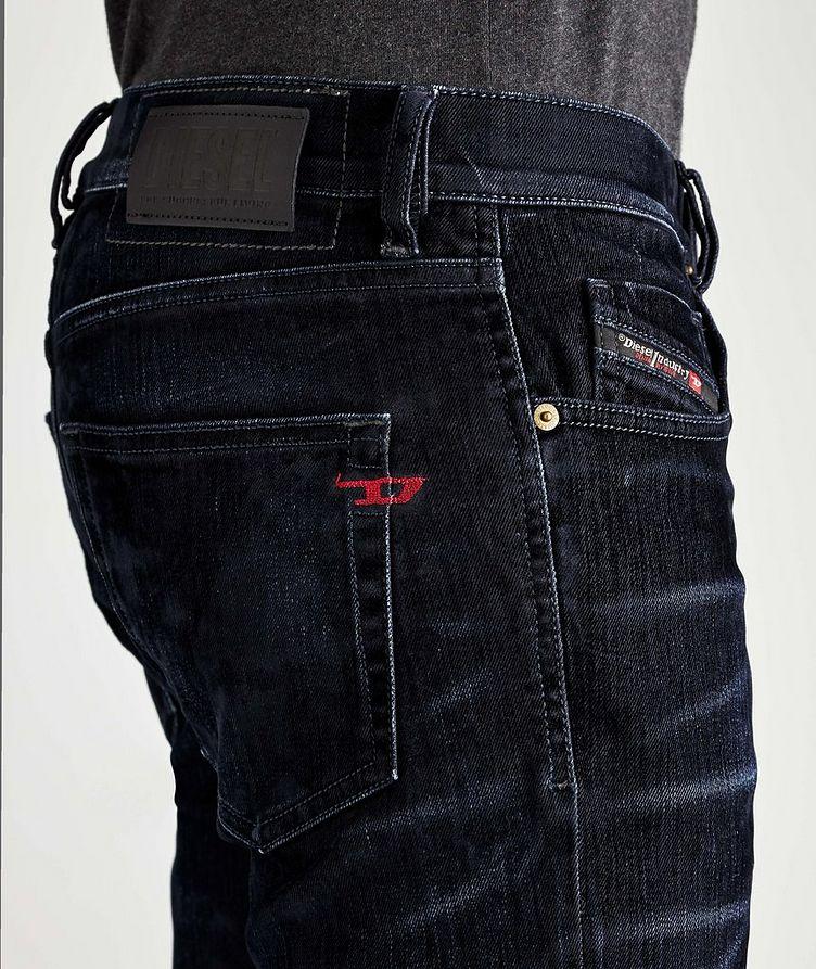D-Strukt Slim Fit Velvet Stretch Jeans image 2