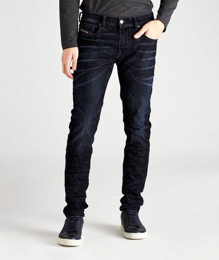 D-Strukt Slim Fit Velvet Stretch Jeans image 0