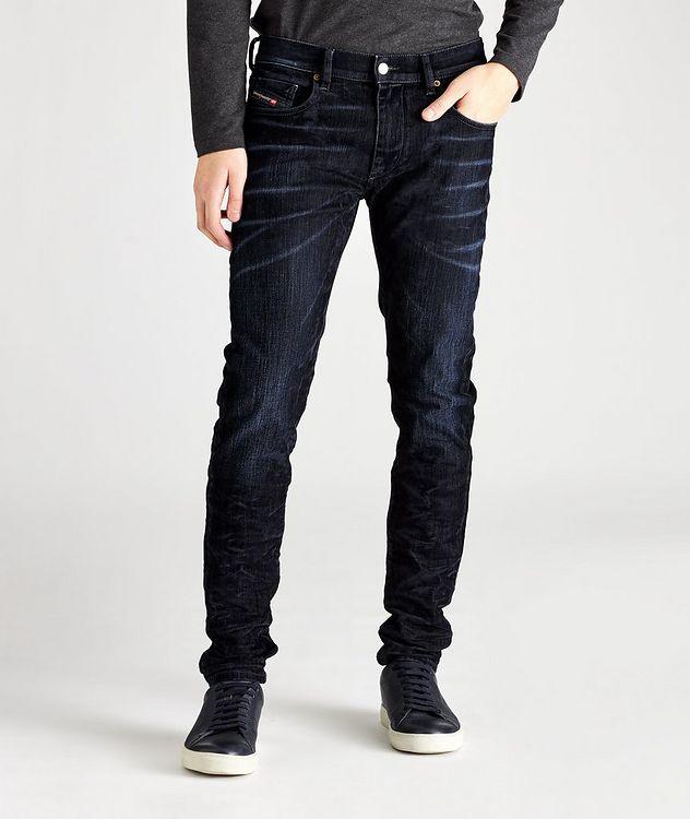 D-Strukt Slim Fit Velvet Stretch Jeans picture 1