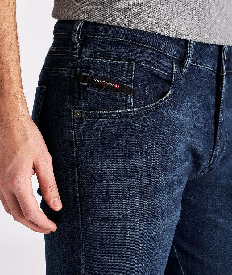D-Bazer Tapered Stretch Jeans image 2
