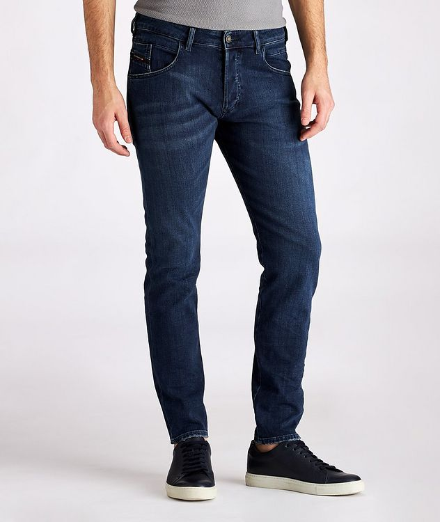 D-Bazer Tapered Stretch Jeans picture 1