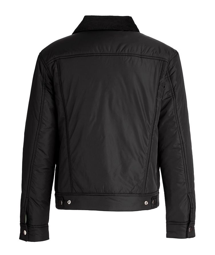 W-Jorge Quilted Trucker Jacket image 1