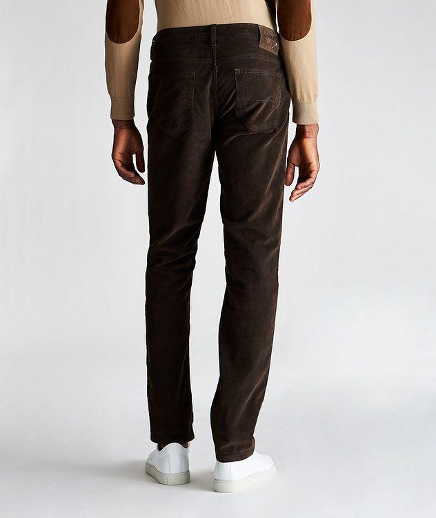 Rubens Corduroy Stretch-Cotton Pants picture 2