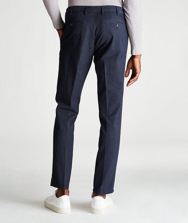 Michaelangelo Slim-Fit Stretch-Cotton Pants picture 2