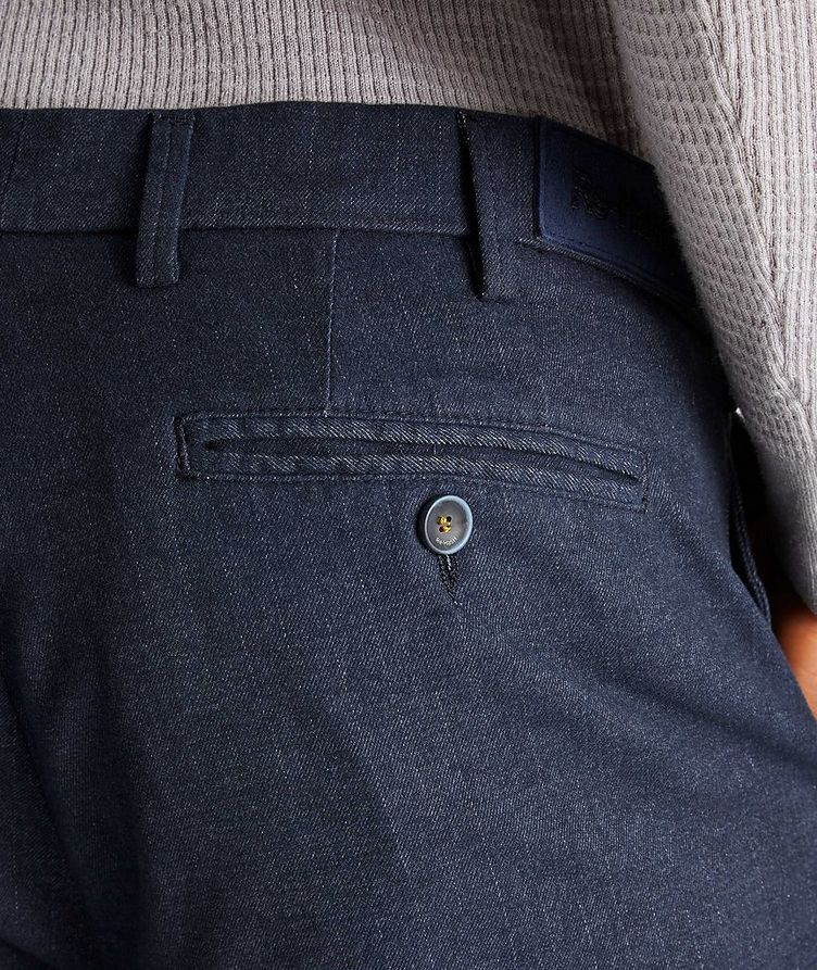 Michaelangelo Slim-Fit Stretch-Cotton Pants image 2