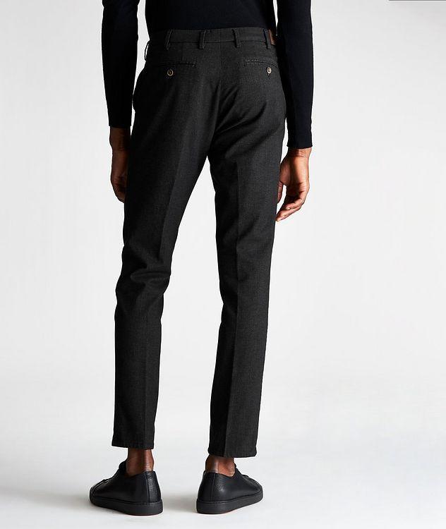 Pantalon Michaelangelo en coton extensible picture 2