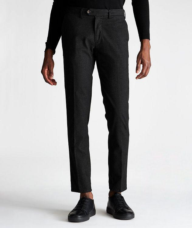 Pantalon Michaelangelo en coton extensible picture 1