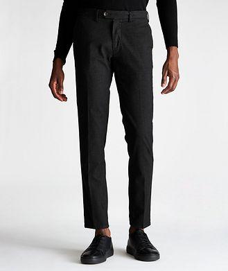 Re-HasH Pantalon Michaelangelo en coton extensible