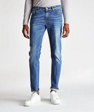 Re-HasH Rubens Slim Fit Stretch Jeans