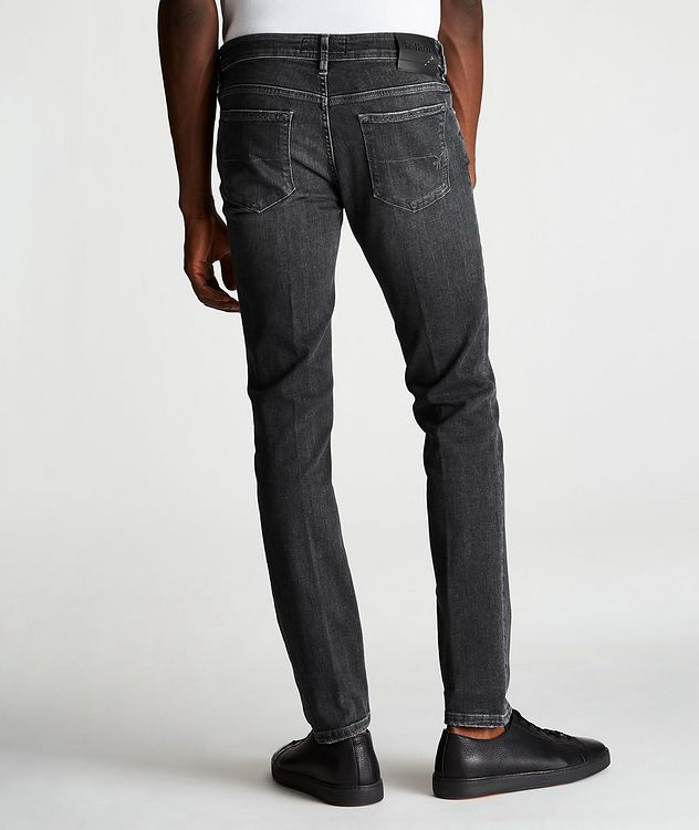 Rubens Slim-Fit Jeans picture 2