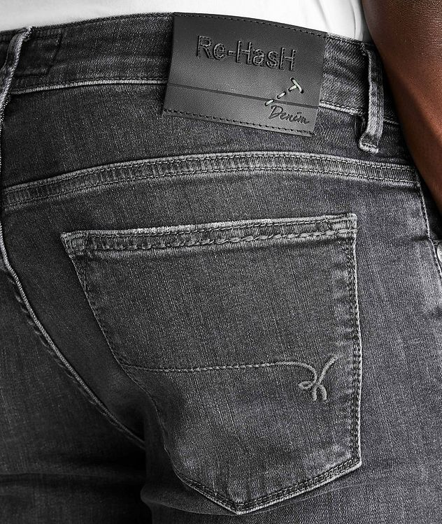 Rubens Slim-Fit Jeans picture 3