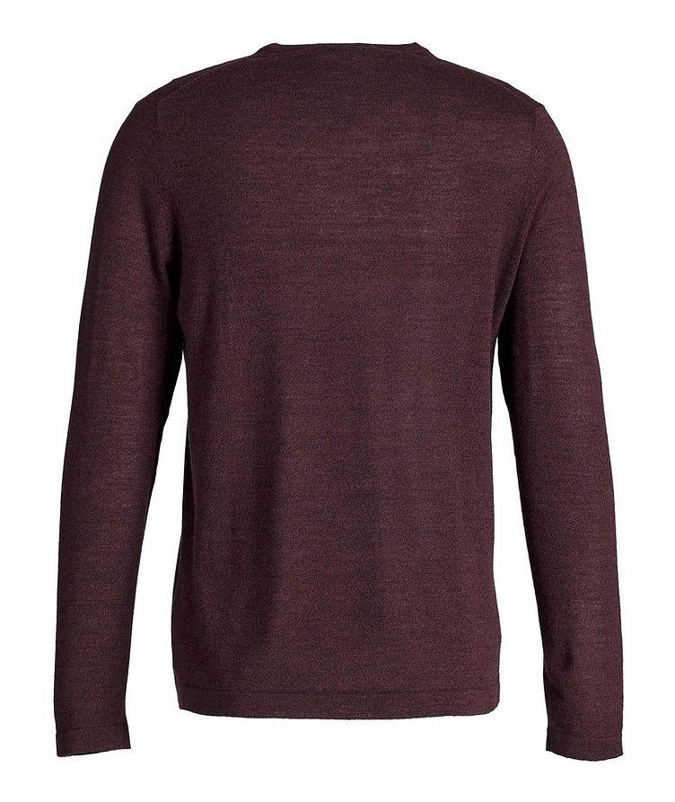Long-Sleeve Merino Sweater image 1