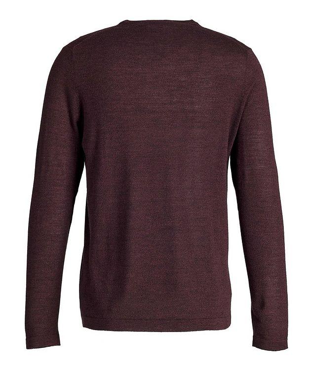 Long-Sleeve Merino Sweater picture 2
