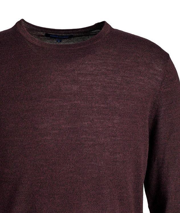 Long-Sleeve Merino Sweater picture 3