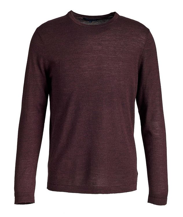 Long-Sleeve Merino Sweater picture 1