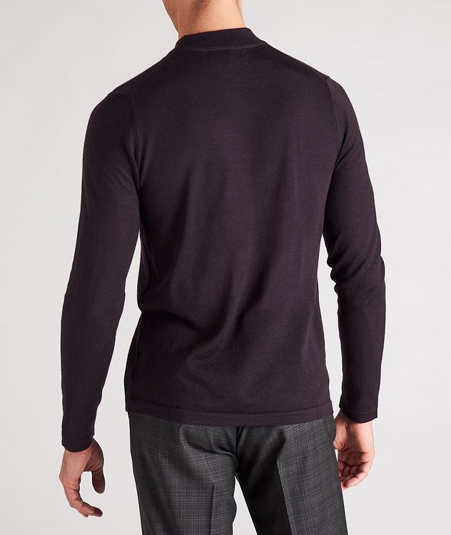 Extra-Fine Merino Wool Sweater picture 3