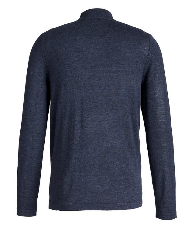 Extra-Fine Merino Wool Sweater picture 2