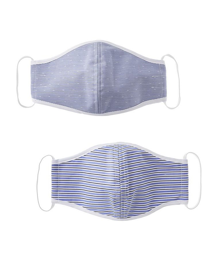 Harry Rosen Non-Medical Face Mask: 2 Pack image 0