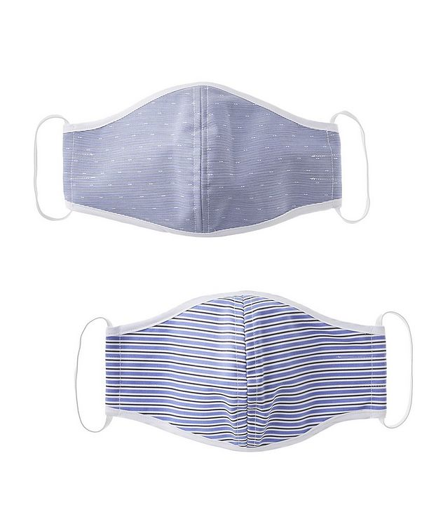 Harry Rosen Non-Medical Face Mask: 2 Pack picture 1