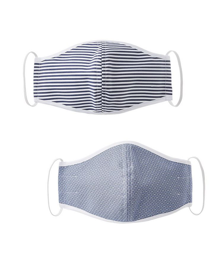 Harry Rosen Non-Medical Face Mask: 2 Pack image 0
