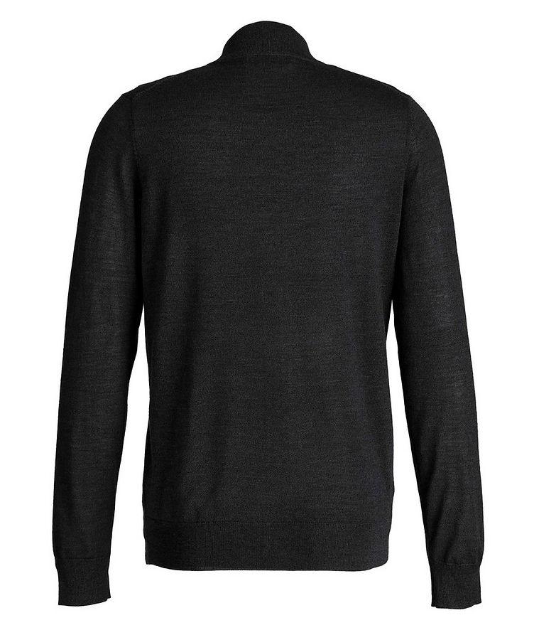 Cardigan en laine mérinos extrafine image 1