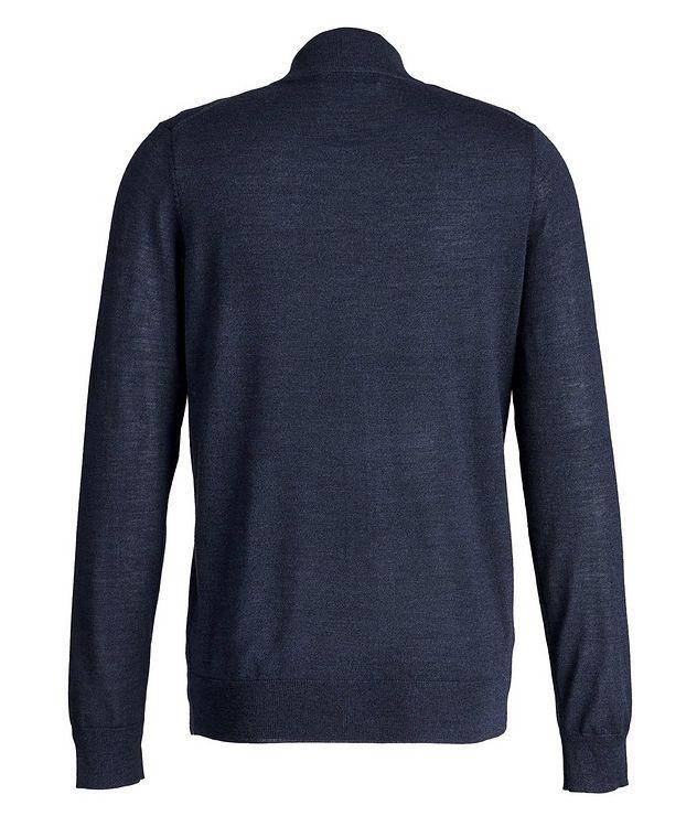 Cardigan en laine mérinos extrafine picture 2