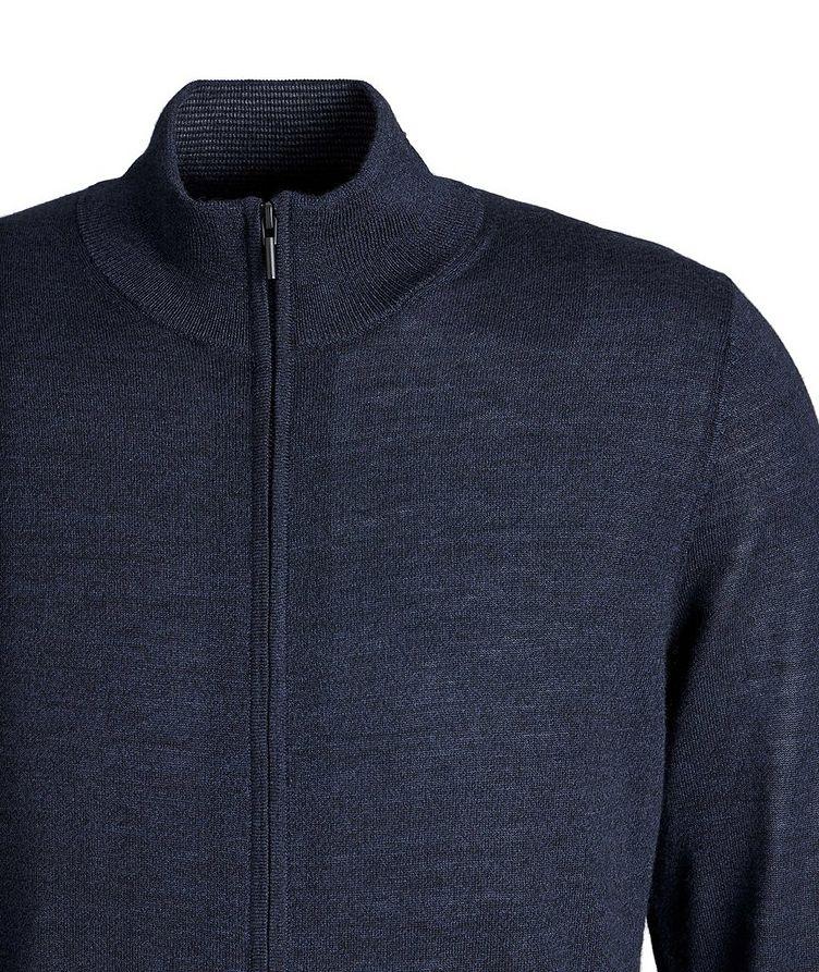 Cardigan en laine mérinos extrafine image 2
