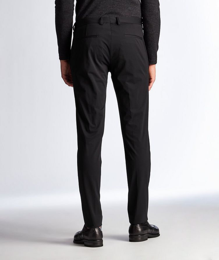 Technical Fabric Stretch-Jersey Pants image 1