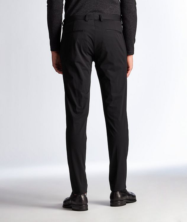 Technical Fabric Stretch-Jersey Pants picture 2