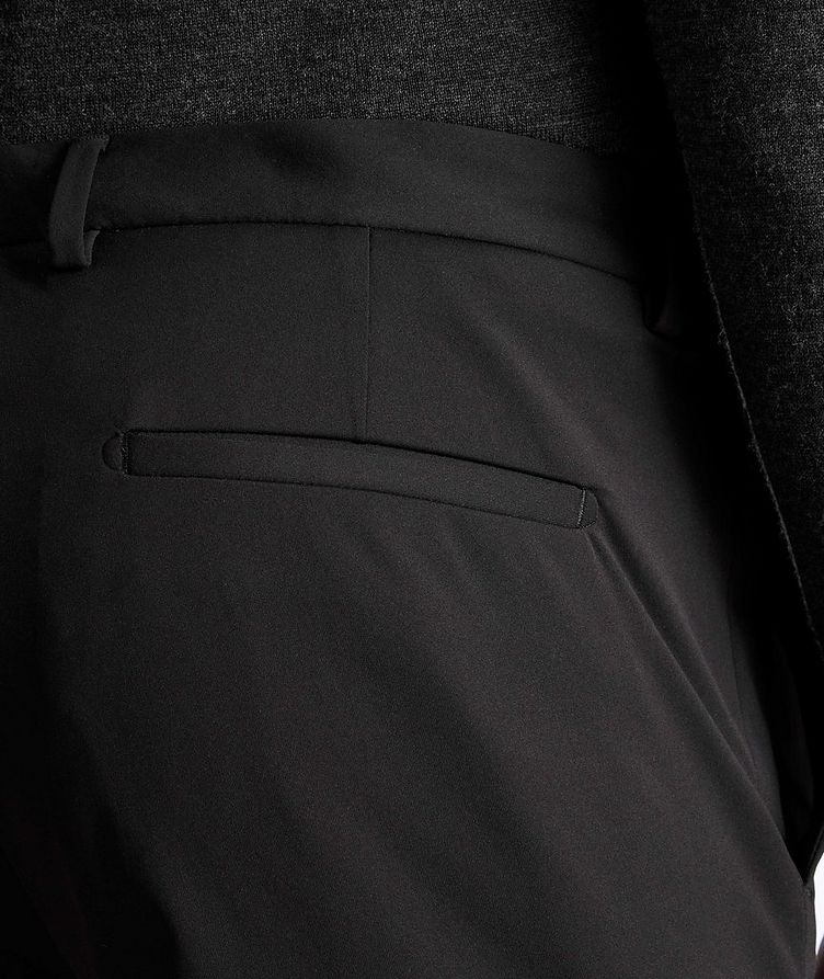 Technical Fabric Stretch-Jersey Pants image 2